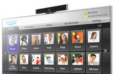VoIP TVs