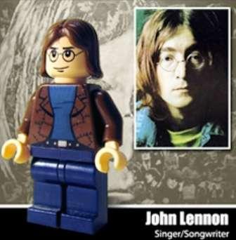 LEGO Historical Figures