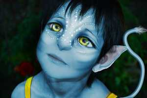 Mymagicme Will Turn You into a Blue-Skinned Humanoid