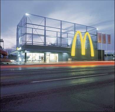 Sleek Fast Food Redesigns