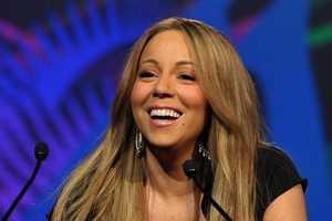A Drunk Mariah Carey at 2010 Palm Springs International Film Awards