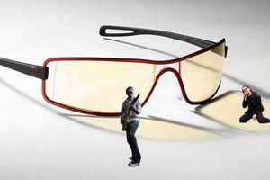 Gunnar Optiks i-AMP Glasses Make 3D TV-Watching Less Nerdy
