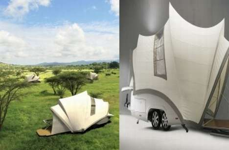 Contemporary Caravans