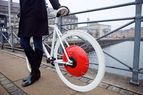 Kinetic Bike Wheel Technology