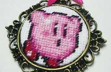 Nintendo Necklaces