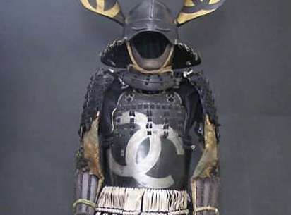 Chanel Samurais - Become Too Hip for the Field of Battle With Chanel Samurai Armor