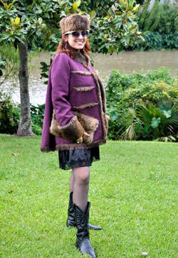 Nutria Fur Fashion