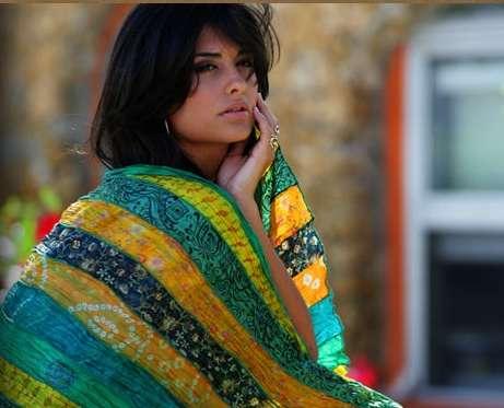 Vintage Sari Scarves