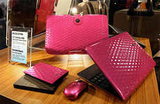 Pretty Pink Portables - The Karim Rashid Laptop for ASUS is Totally Girly