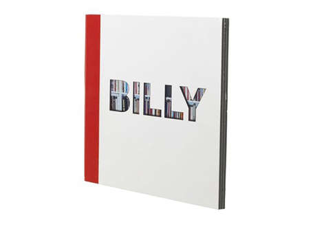 Bookcase Birthdays - Ikea Billy Bookcase Celebrates 30 Years with the Billy Book
