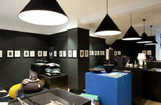 Photographic Concept Stores - The Darkroom in London is an Artistic Lifestyle Store