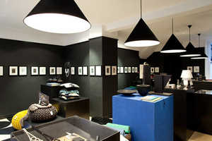 The Darkroom in London is an Artistic Lifestyle Store