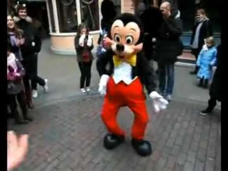 Disney Dance-Offs