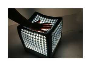 Shape-Shifting Cubeme Lamp is Recyclable