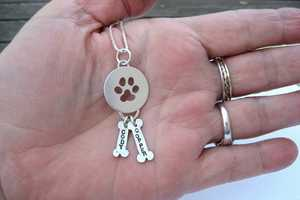 Pet Jewellery by Visionquest Barks Affection