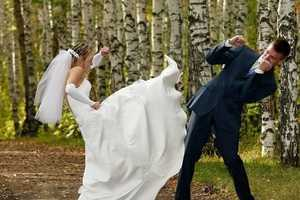 Wedding Day Workouts to Get Rid of Big Day Jitters