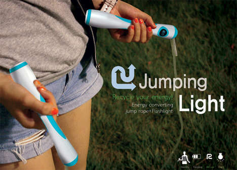 Scorching Skipping Ropes