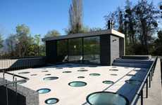 Holed Homes - 'House Two' by Eduardo Berlin Razmilic Architects is Cooler than its Name