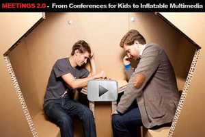 Conferences for Kids, Inflatable Multimedia and Holograms