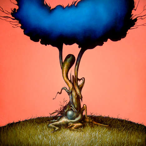 Fantastical Surrealist Artwork