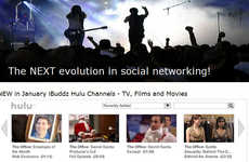TV-Like Networking - Flip Through iBuddz's Channels for Integrated Social Networking