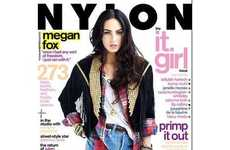 50 Modern Grunge Looks - From Faux Retro Hipsters Look Books to Megan Fox in Nylon