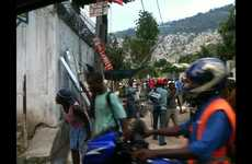 Twitpics as News - Haiti Earthquake Pictures Hit Twitter Before Traditional News