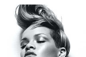 Rocking Out With Rihanna in W Magazine