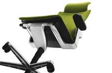 Move'n'Groove Seats - The Wiege 'On' Chair Promotes Healthier Seating Option