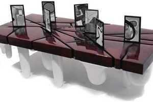 Nanobrick Miyoul's Custom Designed Digital Frames