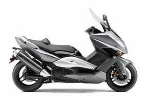 The Yamaha TMAX is a Cool Scooter and Bike Hybrid