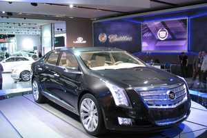 2012 Cadillac XTS Platinum Concept is a Work of Art