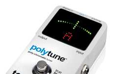 Pitch Perfect Polyphonic Tuners