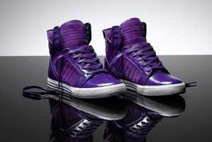 Supra Spring 2010 Skytop Comes in a Plethora of Pigments