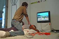 Relaxing Game Controllers - The Massage Me Gaming Interface is Ingenious