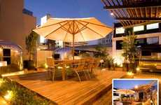 Trailer Park Penthouses - Luxurious Urban Campground in South Africa