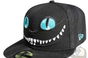 Fitted Caps Approved by Cheshire Cat