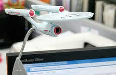 Enterprising Webcams