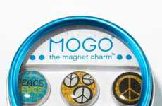 Wearable Magnetism - Mogo Magnetic Charms & Charmbands Jewelry for Teens and Tweens