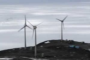Antarctic Wind Turbines Put Renewable Energy Online