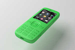 The Eco Nokia 5 Year Phone by James Barber