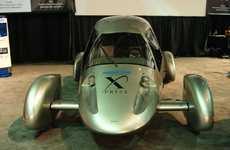 110 mpg Pod Cars