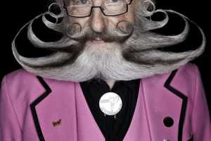 Beards and Mustaches Abound in the Beardfolio by Matt Rainwaters