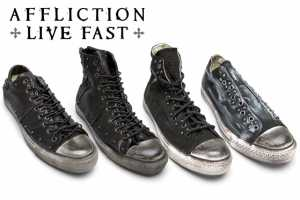 Affliction Roughs Up Your New Shoes Before You Even Wear Them