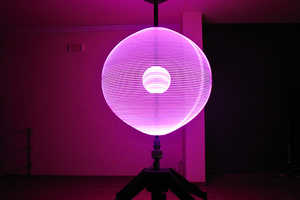 'The Particle' Lamp by Alex Posada is Out of This World