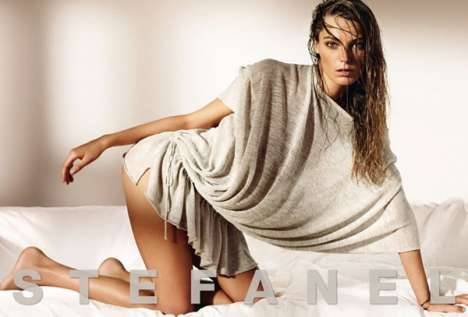 Casual Modern Togas - Stephanel Spring/Summer 2010 Collection is Devine