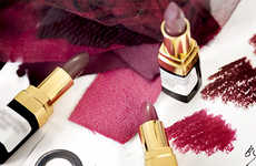 Biography Makeup - Chanel CoCo Rouge Lipsticks Named After Milestones