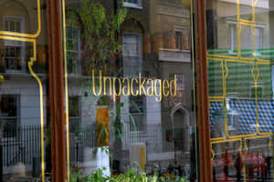 Unpackaged is an Organic Market With a Message