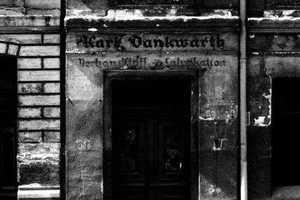 Stephan Faerber's Haunting Black & White Cityscapes