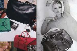 Get the First Look at the Kate Moss Longchamp 2010 Handbags